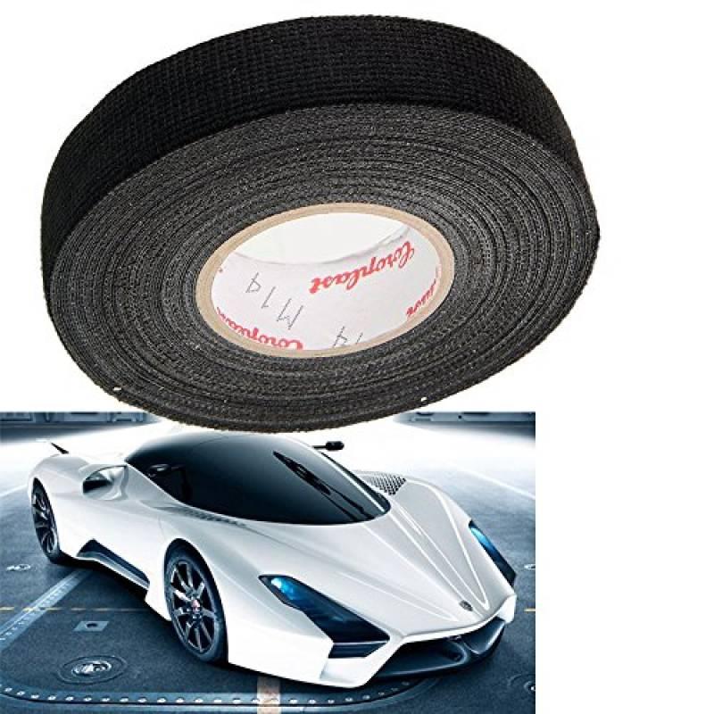 0,14 EUROS//M 1 pc 51608 tesa voiture adhesif avec toile 19mm x 25m pet-Laine