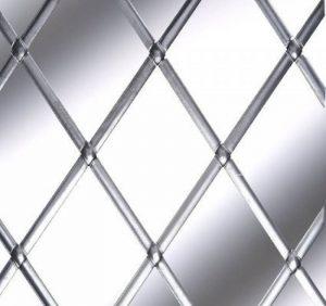 5 m de bande adhésive plombée 6mm antique.- Gabarit diamant / rectangle inclus. de la marque Leaded Windows image 0 produit
