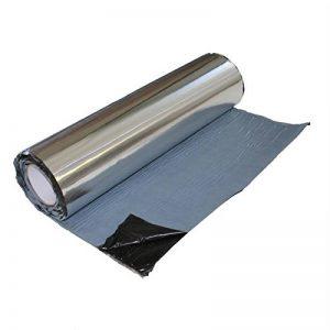 ALUBUTYL tapis isolant 2m² 50x400cm - Anti Bass boudonnement tapis / Car Hifi de la marque IT-Tronics image 0 produit
