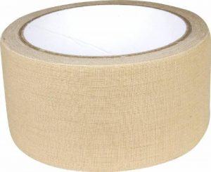 Chatterton / Ruban adhésif / en tissu ultra résistant et étanche Web-tex - 10m - Couleur Sable de la marque web-tex image 0 produit