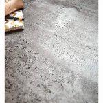 Dalles sol PVC Adhésives - Aspect Béton gris argenté de la marque Decoweb image 4 produit