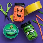 Ducktape 100-05 Ruban Adhésif, 48 mm x 10 m, à Bricoler et Embellir, Vert de la marque Duck Tape image 1 produit