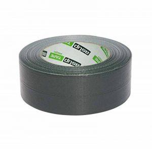 ENVIRO TAPE POUR PROFESSIONNELS Tissu ruban adhésif 48mm x 50m vert foncé - Ruban adhésif super-résistant pour professionnels qui adhère au froid. de la marque Enviro image 0 produit