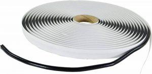 Esnado Ruban mastic rond en caoutchouc butyle 6mmx8m ou 8mmx6m Noir, noir de la marque esnado image 0 produit