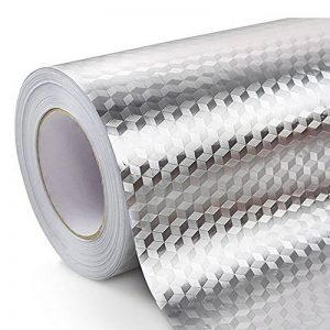 feuille aluminium autocollante TOP 3 image 0 produit