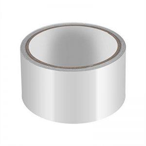 Film d'aluminium étanche bande ruban isolant Bouclier thermique soft-sealing Ruban adhésif thermique Resist Duct réparations Outil 5 cm x 10 m de la marque huhushop image 0 produit