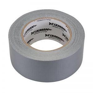 Fixman 188824Super Heavy Duty Duct Tape 50mm x 50m–Argent de la marque FIXMAN image 0 produit