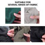 FOGAWA 4 Rouleaux Ruban Thermocollant pour Ourlet de Pantalon, Vêtement, Rideau, Produits Textiles,10mm, 20mm, 280 yards de la marque FOGAWA image 3 produit