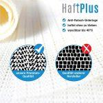 HaftPlus - Sous Tapis – 120 x 180 cm, Tapis Antidérapant, Protection Antiglisse pour Tapis et Paillasson de la marque HaftPlus image 3 produit