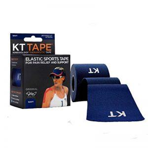KT Tape ORIGINAL COTTON 20 BANDES PRE-COUPER - TOUT COULEURS de la marque KT Tape image 0 produit