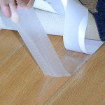 Laimew Ruban de tapis, ruban adhésif double face résistant pour tapis (2 pouces x 30 yards) de la marque Laimew image 2 produit