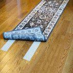 Laimew Ruban de tapis, ruban adhésif double face résistant pour tapis (2 pouces x 30 yards) de la marque Laimew image 3 produit