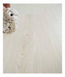 Lame sol PVC - Adhésive - Chêne blanchi de la marque Decoweb image 0 produit