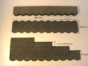 Martinshof Rothenburg Diakoniewerk 'Tuiles Mini alsacien (50mm)–Gris 23.413toit bardeaux de la marque Martinshof Rothenburg Diakoniewerk image 0 produit