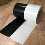 Maveek 2rouleaux électriques ruban adhésif 50mm * 15m en silicone étanche isolant de réparation élevés, Noir et Blanc de la marque Maveek image 4 produit