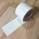 Maveek 2rouleaux électriques ruban adhésif 50mm * 15m en silicone étanche réparation ruban isolant Blanc de la marque Maveek image 3 produit