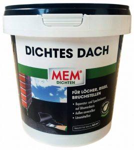 MEM dense toit sans solvant, 1kg, 500211 de la marque MEM image 0 produit