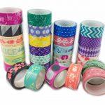 Moeup–Lot de 10rubans adhésifs, couleurs assorties de la marque aufodara image 1 produit