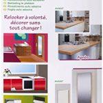 Nordlinger Pro 600013 Placflex Revêtement adhésif de Décoration/Rénovation 0,90 m x 2,15 ml Aluminium Brossé de la marque Nordlinger Pro image 1 produit