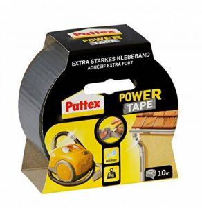 """Pattex 1667258 Ruban adhésif""""Power Tape"""", Argent, 25 m de la marque Pattex image 0 produit"""
