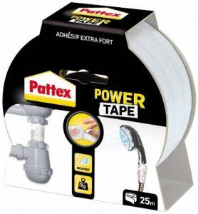 Pattex Adhésifs Réparation Power Tape Etui 25 m Blanc de la marque Pattex image 0 produit