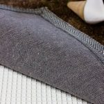 Purovi® Sous-tapis antidérapant pour tapis ou paillassons | Dimensions 200 x 80 cm | Thibaude | Peut être coupé | Tapis antidérapant de la marque Purovi image 2 produit