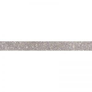 Rayher 59925606Glitter Tape, 15mm, Rouleau 5m, Argent de la marque Rayher Hobby image 0 produit