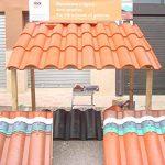 Roofeco Smart System Panneau Tuile en Plastique | Panneau Imitation Tuile de la marque Roofeco Smart System image 1 produit