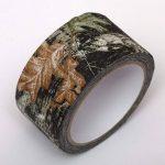 Ruban adhésif en tissu motif feuille d'érable, 10mx 50mm Tissu DPM. de la marque wildlifephotographyshop image 1 produit