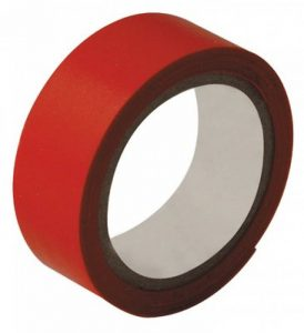 Ruban adhésif toile PL mm 19m 2,7Rouge eurocell [Sicad] de la marque SICAD image 0 produit