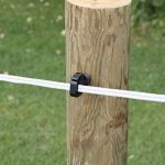 Rutland 19-150R Ruban pour clôtures électriques 12 mm x 100 m de la marque Rutland image 1 produit