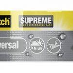 Scotch 19500185756 Suprême Ruban Toilé de Réparation Ultra Résistant 10 m x 48 mm 1 Rouleau Argent de la marque Scotch image 1 produit