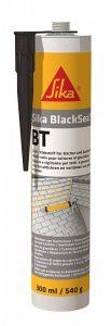 Sika Blackseal BT - Mastic bitumineux pour raccord d'étanchéité en couverture - 300ml - noir de la marque SIKA FRANCE S.A.S image 0 produit