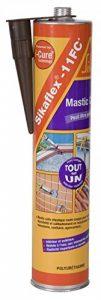 Sikaflex 11 FC+ - Mastic-colle multi-usages et multi-supports - 300ml - noir de la marque SIKA FRANCE S.A.S image 0 produit