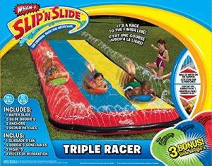 Slip N Slide - Ventriglisse Wave Rider Triple, 64121 de la marque Slip N Slide image 0 produit
