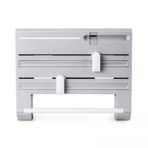 Symboat 6 dans 1 cuisine réfrigérateur s'accrocher film stockage rack étagère en aluminium film wrap cutter Tenture murale de la marque Symboat image 0 produit