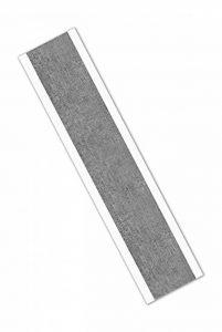 Tapecase 4382,5x 15,2cm -100Argent haute température Heavy Duty Aluminium/acrylique film adhésif ruban adhésif, 2,5x 15,2cm rectangles, largeur de 0cm d'épaisseur, 15,2cm de long, 2,5cm (lot de 100) de la marque 3M image 0 produit