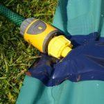 Team Magnus tapis de glisse à eau gonflable double piste toboggan piscine XXL (950 cm x 160 cm) de la marque Team Magnus image 1 produit