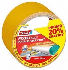tesa 56140 - Double-face Fort spécial Sols - 25 m x 50 mm de la marque TESA image 0 produit