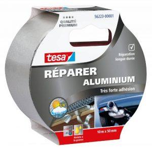 Tesa 56223-00001-01 Réparer Aluminium Très Forte Adhésion 10 m x 50 mm de la marque TESA image 0 produit