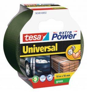 tesa 563480000205 Réparer Toilé 1001 Usages 10m X 50mm Vert de la marque TESA image 0 produit