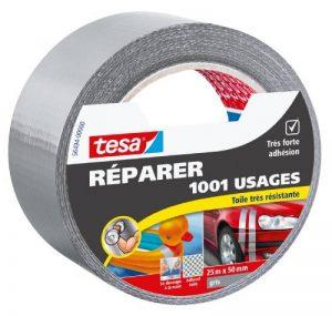 Tesa 56494-00000-00 Réparer 1001 Usages Toile Très Résistante 25 m x 50 mm Gris de la marque TESA image 0 produit