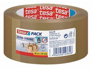 Tesa 57177-05-HAV Ruban adhésif d'emballage en PVC 65 microns 50 x 66 m Lot de 6 de la marque Tesa image 0 produit