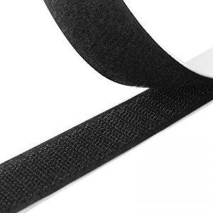 TRIXES Bande de adhésif autocollant noir 1 m. de long sur 2 cm. de large de la marque TRIXES image 0 produit