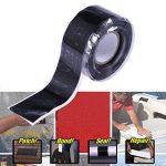 Vosarea Ruban Adhésif Electrique Isolation Thermique 3M Bande pour utilisations industrielles (Noir) de la marque Vosarea image 3 produit
