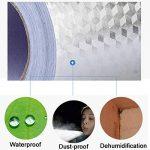 Wildlead Auto-adhésif étanche aux Huiles en Feuille d'aluminium Papier Peint de Cuisine Réchaud Sticker Mural, 40x300cm de la marque Wildlead image 4 produit